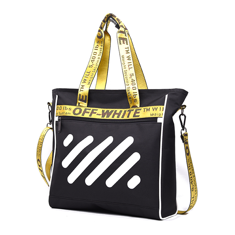 Travel Shoulder Bag Zipper Luxury Designer Women   Handbags Ladies Messenger Bag Female Simple   Handbag Fashion Big Travel Tote