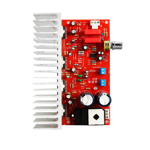 Image 2 - Tenghong TDA7294 Audio Power Amplifier Board 200W*2 HIFI Sound Amplifier For Speakers Stereo Amplificador AC24 28V 2.0 Channel