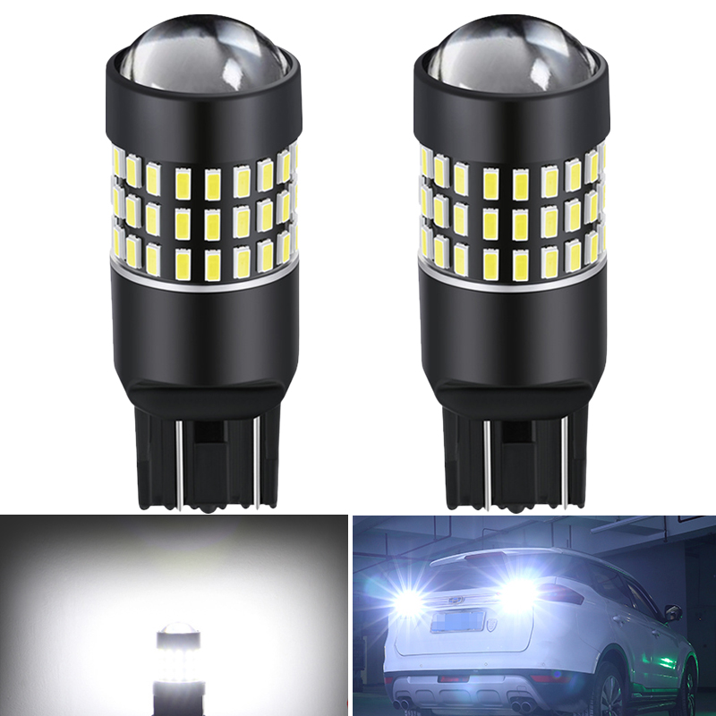 2X T20 7443 W21/5W W21 5W Car LED Light 3014 78 SMD <font><b>Auto</b></font> Automobiles coche voiture led Brake Turn Signal <font><b>Bulb</b></font> Lamp 12V DRL 6000K image