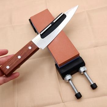 1 Pcs Diamond Knife Sharpener Sharpeing Stone 400 1000 Grit Kinfe Stone Honing Blade Coarse kitchen knife diy tools spyderco