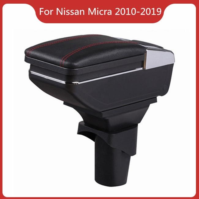Купить подлокотник для nissan march micra mk4 iv 2010 2019 аксессуары