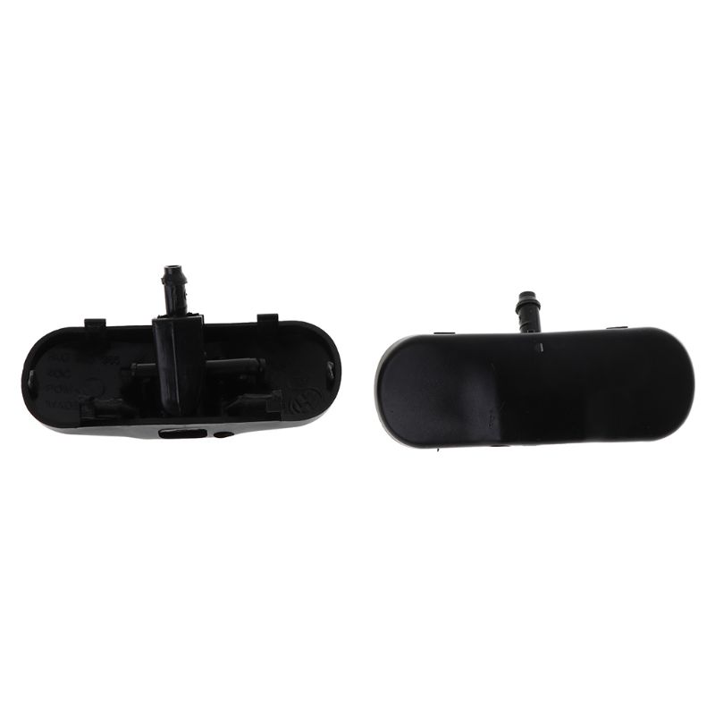 2PCS Windscreen Washer Jet Water Spray Nozzle For Passat B6 For  Golf  Caddy 2KD955986 2KD 955 986 5M0955986C