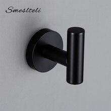 Juego de accesorios para el baño soporte para llaves soporte de pared 304 toallero de acero inoxidable cromado pulido en 4 colores