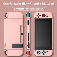 New Protection Case for Nintendo Switch Console Full Protection Cover for NS Switch Case for Joy-Con controller Protective Shell