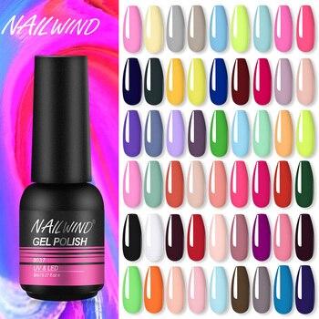 Nailwind Gel Nail Polish Manicure Set UV LED Poly painting gel nail art design Base Top Primer coat rosalind Nail gel Varnishes 1