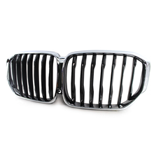 New Arrival Front Kidney Grill Racing Grills For BMW X5 G05 G06 2018-2020 Glossy Black Mesh Car Accessories