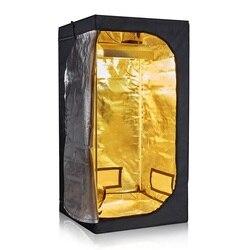 60/80/100/120/150/240/300cm Wachsen Zelt Indoor Hydrokultur Wachsen Zimmer pflanzenzucht Reflektierende Mylar Ungiftig Garten Gewächshäuser
