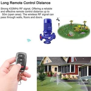 Image 4 - kebidu 433 MHz Auto Remote Control Cloning Gate for Garage Door Remote Control Portable Duplicator Key