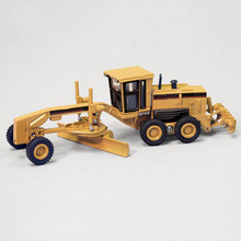 Norscot Diecast 1/87 160h Motor Grader 55127 Vehicles Model Toy engineering truck machine toys gifts norscot cat 611 wheel tractor scraper diecast 1 64 new in box collectible toy