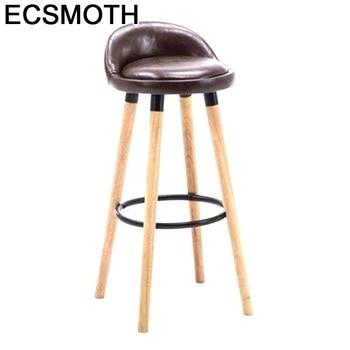 Silla Sandalyeler Ikayaa Hokery Sgabello Banqueta Taburete La Barra Cadeira Tabouret De Moderne Stool Modern Bar Chair