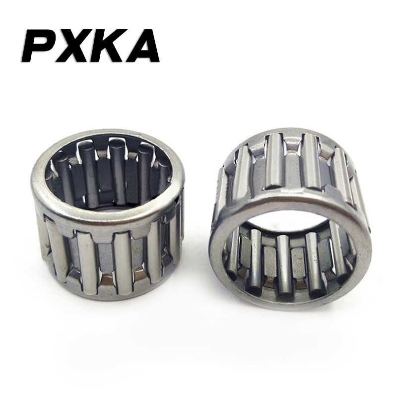 DINGGUANGHE-CUP Needle Roller Bearings 10 PCS K12X16X8 Radial Needle Roller Bearing and Cage Assemblies for RC Models Electric Motors Industrial K121608 Bearings Automotive HVAC