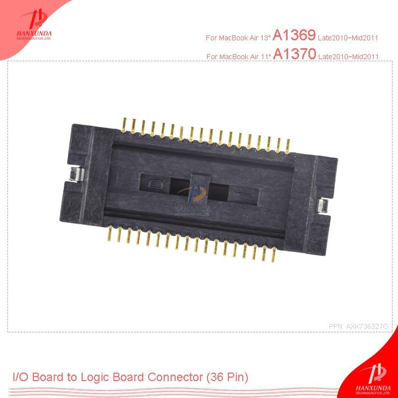 "I//O TO LOGIC BOARD CONNECTOR 48-Pin MacBook Air 11/"" A1465 13/"" A1466 2012-2015"