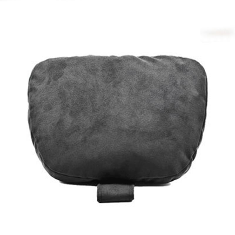 Автомобильная подушка под шею из алькантары Аксессуары для bmw