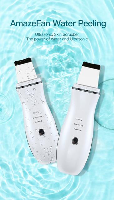 Новый ультразвуковой аппарат для ухода за кожей 2