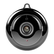 цена на B25 Mini Wireless Wifi IP HD Camera 90 Degree Wide Angle Infrared Night Vision Smart Home Security Camera Two-way Voice