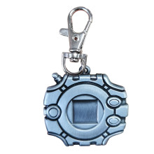 Digimon Digivice Sleutelhanger Cool Nostalgische Anime Game Sieraden(China)