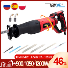 Blades Reciprocating-Saw Woodworking-Cutter Power-Tool NEWONE Saber-Saw Wood/metal 220V