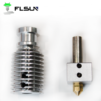 Piezas de impresora 3D FLSUN módulo V6 boquilla de diámetro hotend 1,75mm para Q5