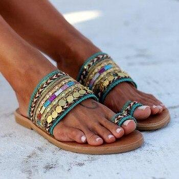 sandale ethniqueStyle grec chic