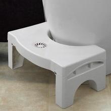 Foldable Plastic Footstool Squatting Stool Bathroom Anti Constipation For Kids High Quality