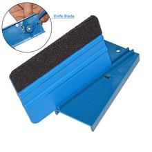EHDIS Hard Card Scraper Edge Sharpener Carbon Vinyl Wrap Plastic Squeegee Window Tint Tool Brink Smooth Sharpening Skiving Knife