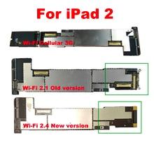 A1396 / A1397 lub A1395 płyta główna dla ipad 2 płyta główna pełne żetony, oryginał odblokowany dla ipad2 tablica logiczna, bez płyty głównej iCloud