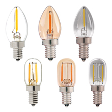 0.5W 1W LED Fridge Light Bulb E14 LED Energy Saving SES LED Pygmy Bulb Small Screw E14  Appliance Lamp for Freezer/Cooker Hood