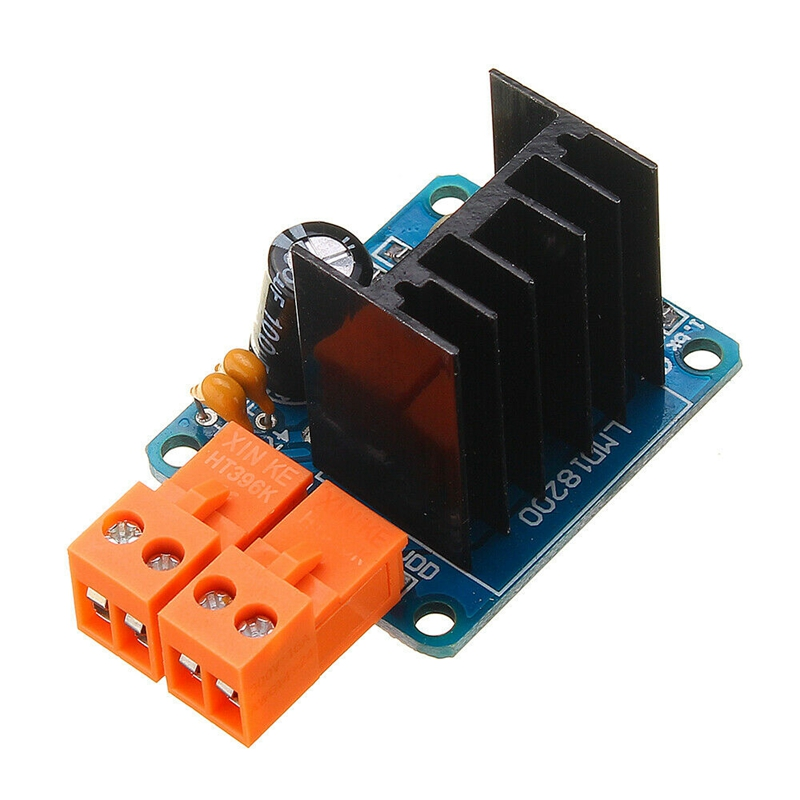 Image 3 - Lmd18200 Car Dc Motor Driver Module H Bridge Electronic Component-in Motor Driver from Home Improvement