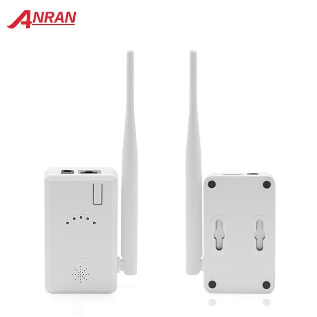 ANRAN Universale IPC Router/Ripetitore Estendere WiFi Gamma per la Casa Sistema di Telecamere di Sicurezza Wireless (1 pcs)