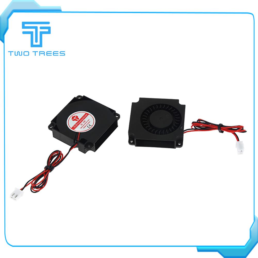 3D Printer accessories 12V 24V 4010 DC turbo fan bearing blower cooling fans
