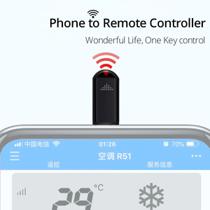 Image 2 - Suntaiho Đa Năng Hồng Ngoại Thông Minh Điều Khiển Từ Xa Dành Cho Iphone Samsung Xiaomi IP Mini Điều Khiển Từ Xa Adapter Dành Cho Truyền Hình Aircondition