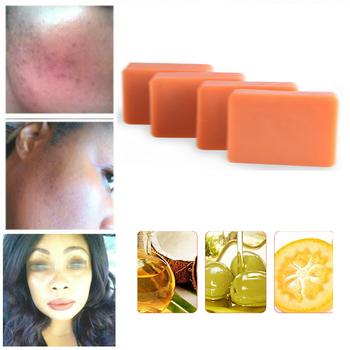 Kwas kojowy rozjaśniający mydło rozjaśniający papaja 4 kwas kojowy glutation kurkuma tanie i dobre opinie BRADYEXPRESS Twarzy mydło Unisex CN (pochodzenie) Wybielanie Regular White