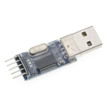 Free Shipping 100PCS PL2303HX USB to TTL / USB TTL / STC microcontroller programming module / PL2303 nine of the upgrade board