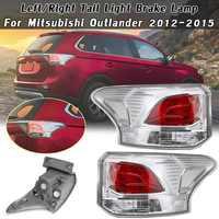 Coda posteriore Della Luce per Mitsubishi Outlander 2013-2015 #8330A787 Luce di Freno Luce Paraurti Posteriore della Coda di Arresto Della Lampada turno segnale fanali posteriori