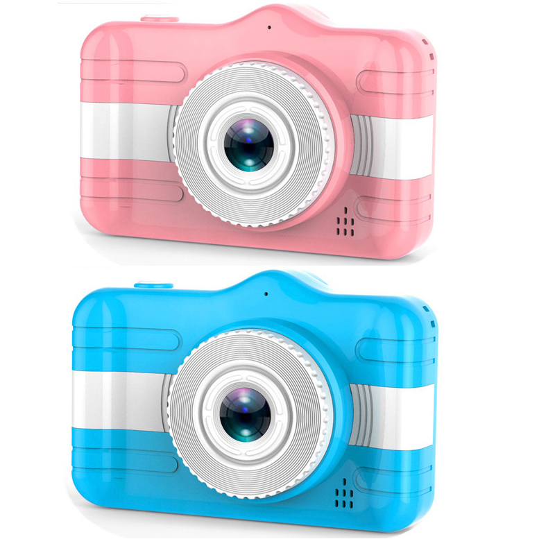 Kids Camera Birthday-Gift Child Cute for 12MP 1080P Educational-Toys