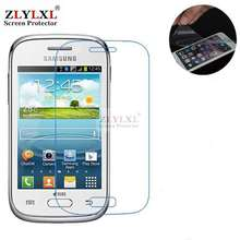 5 pcs alot soft Scratch Proof HD film screen protector for Samsung Galaxy Young