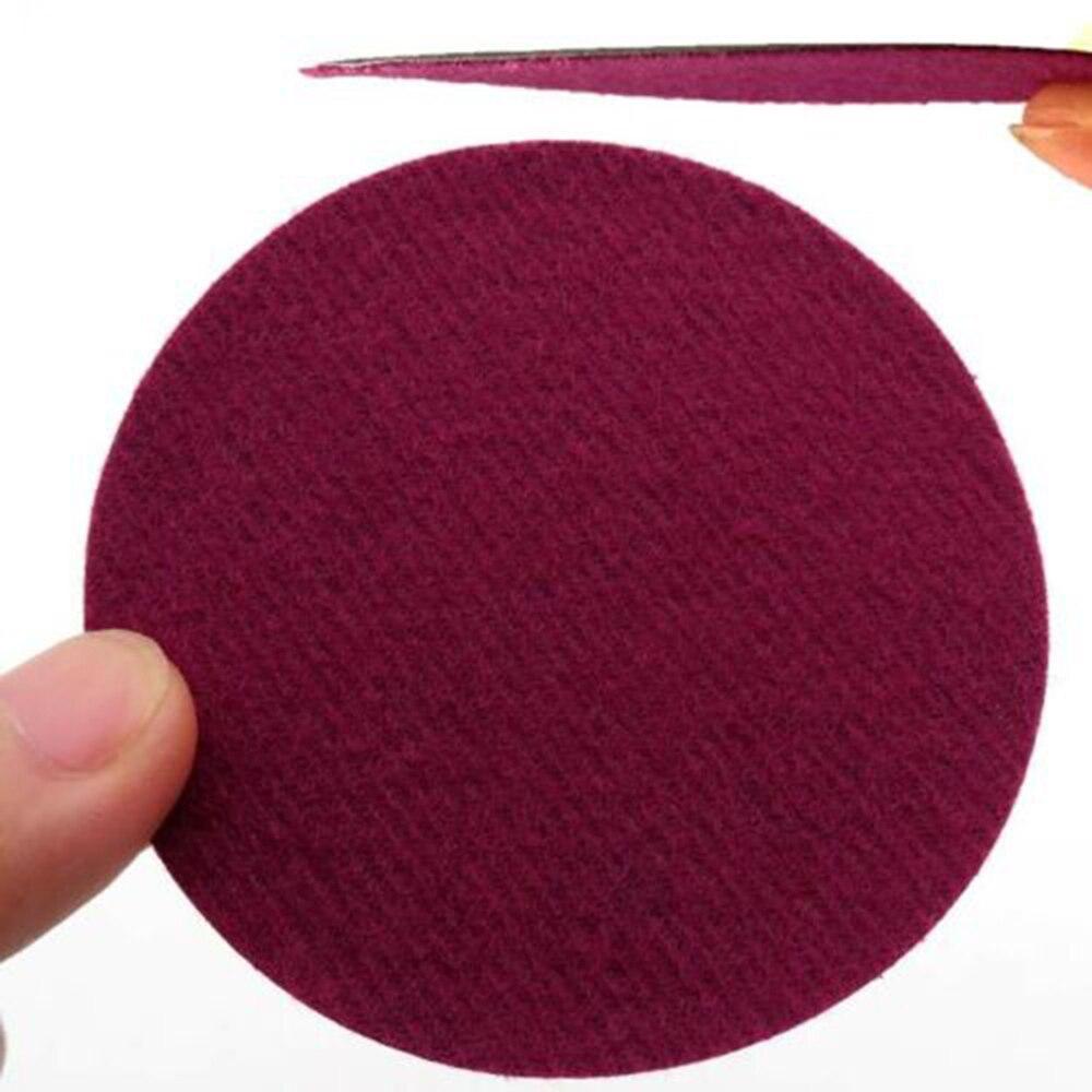 7Pcs 7 Inch Sanding Disc 180mm Wet & Dry Flocking Sandpaper 800-10000 Grit