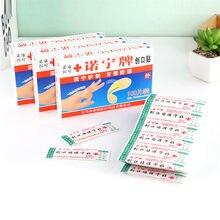 Remendo médico descartável impermeável adesivo bandagem kit de primeiros socorros respirável médico hemostatic adesivos crianças adulto