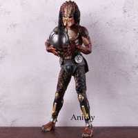 2018 Predator Lab Escape Edition NECA The Ultimate Action Figure Alien PVC Collectible Model Toy With LED Light