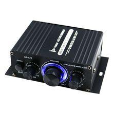 400W DC12V double canal Mini HIFI AUX amplificateur de puissance pour AK 170 R9JB
