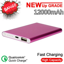2020 Huge Capacity Power Bank USB Output Portable Power Bank Outdoor Travel Charger for Iphone 8 X Samsung Tablet and More(China)