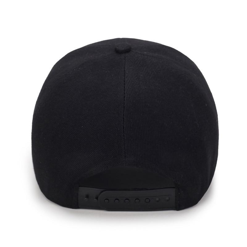 Berretto da Baseball per Sport all'aria aperta primavera ed estate lettere di moda ricamato regolabile uomo donna berretti moda cappello Hip Hop TG0002 4
