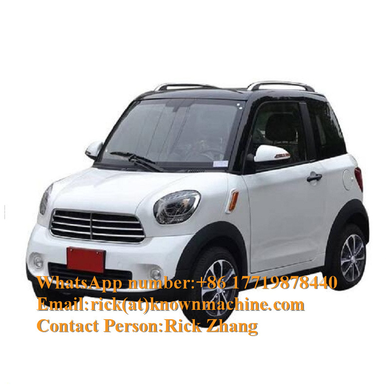 Hot Sale For Adults Four Wheel Auto Mobile Mini Electric Car Made In China With Free Shipping By Sea To Seaport