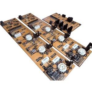 Image 2 - Tubo de vacío de circuito de D.Klimo de referencia alemana, HiFi MC MM, amplificador, preamplificador, Kit Diy