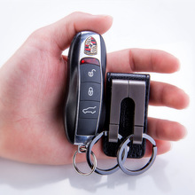 Mens Waist Keychain for Business Car Key Ring High-End Pendant BMW E46 Toyota Corolla Ford Jeep Kia Optima K5 Mercedes W205