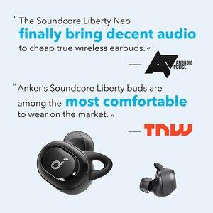 Image 2 - [Atualizado] anker soundcore liberty neo tws verdadeiro fones de ouvido sem fio com bluetooth 5.0, esportes sweatproof, e isolamento de ruído