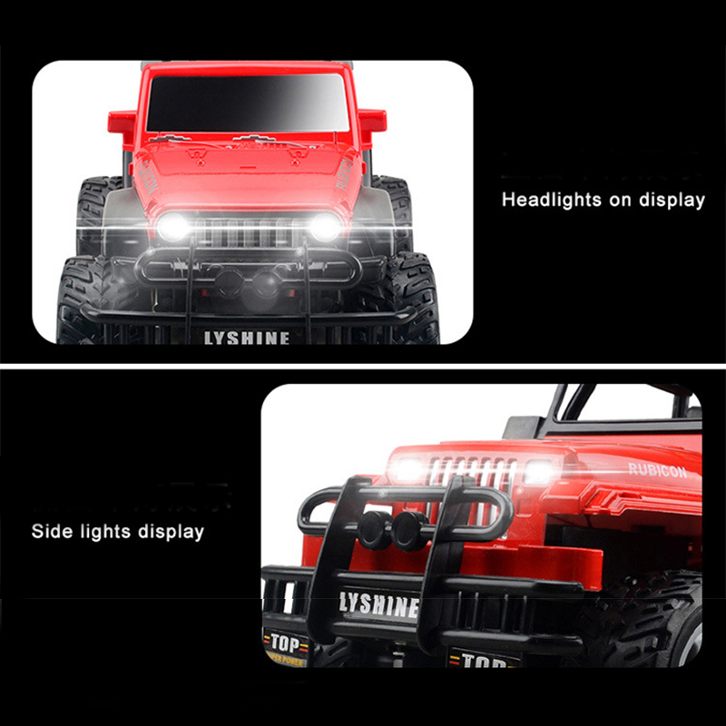 1 18 RC Car Jeep Car Remote Control Toys Gift For Boys Kids Children Toys For