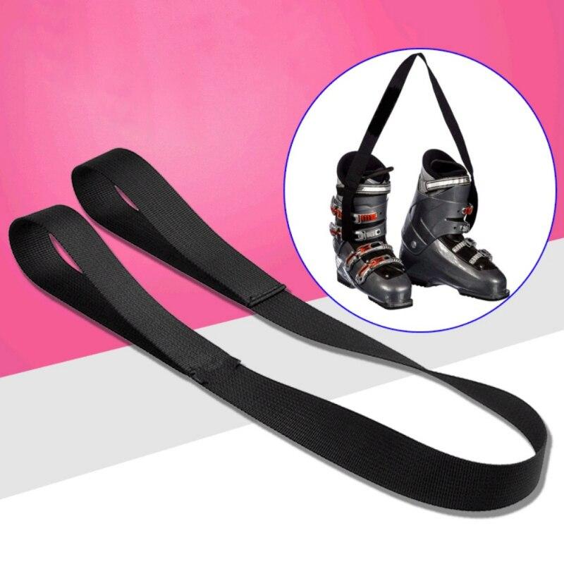 Adjustable Ski Carrier NEW Ski Shoulder Sling for Skiboard Carry Strap Belt