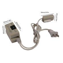Горячий портативный светильник для швейной машины 10 светодиодный рабочий светильник Магнитная Монтажная база лампа для всех швейных машин светильник ing