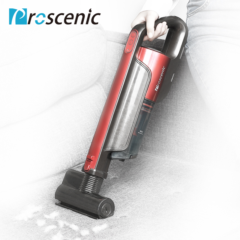 Image 5 - Proscenic I7 Lightweight Cordless Vacuum Cleaner Battery Rechargeable Detachable Bagless Handheld Vacuum-in Vacuum Cleaners from Home Appliances
